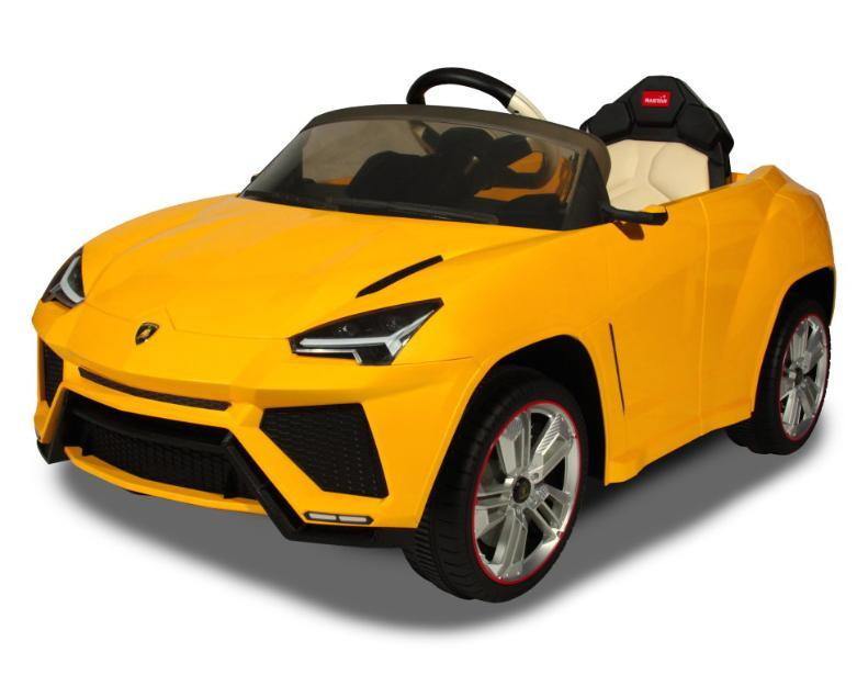 отзывы об детском электромобиле ламборджини