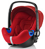 Автокресло Britax Roemer Baby-Safe i-Size Flame Red Trendline